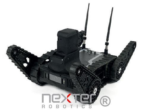 sécurité civile - armée défense robot